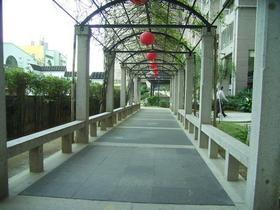民俗公園復古風美屋